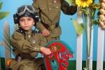 детская фотосесия на день победы