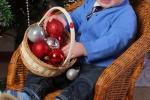 новогодняя фотосессия ребенка