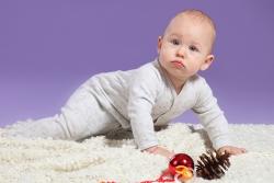 cемейная фотосессия младенец