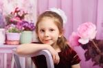 cемейная фотосессия -девочка