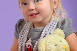 cемейная фотосессия- юная принцесса