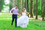 свадебная фотосъемка летом