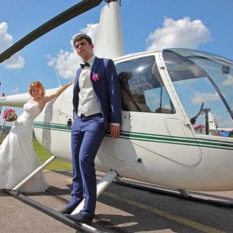 Свадебная фотосъемка Андрея Андреева-1