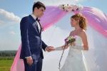 свадебная фотосессия выездная регистрация