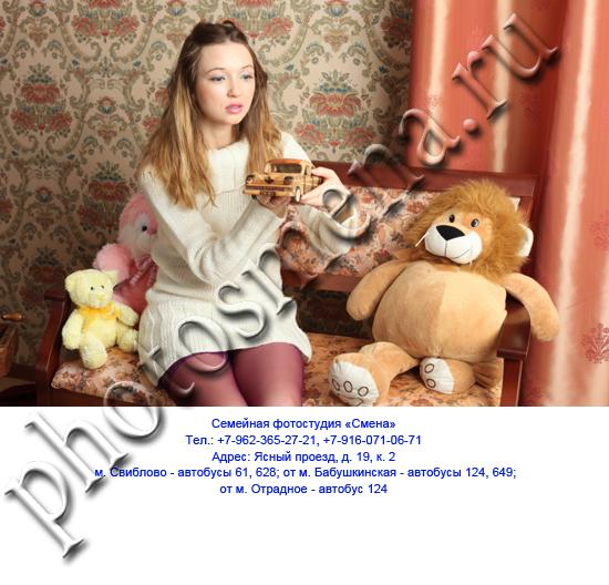 фотосессия детей