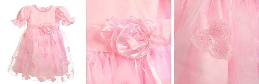 фотосъемка детского платья