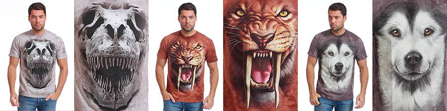 фотосъемка футболки на моделях