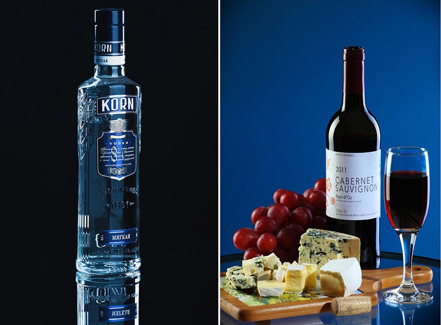 fotosjemka vina
