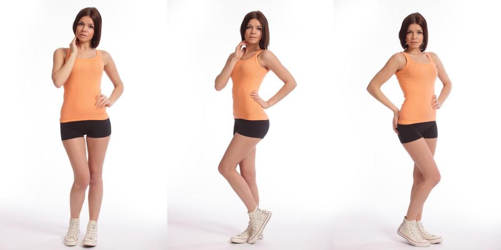 фотосъемка женской одежды