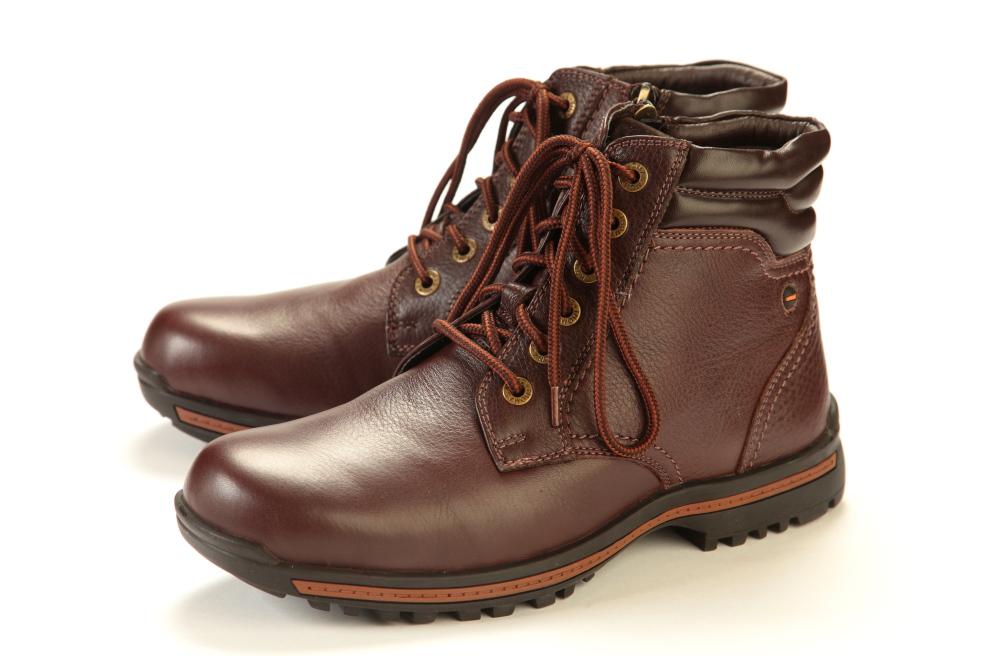 Фото мужских ботинок