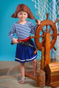 детская фотосессия пиратка