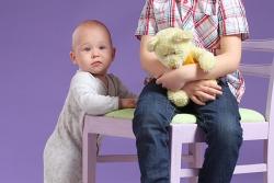 детская фотосессия братишки