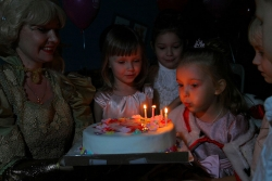 детский день рожденья