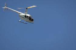 свадебный вертолет