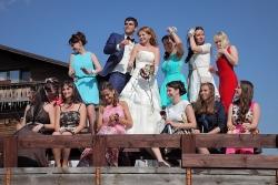 гости свадьбы